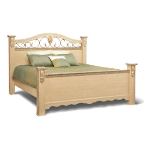 Sanibel King Poster Bed