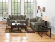 shop Sofa-&-Love.-Set---Cobblestone