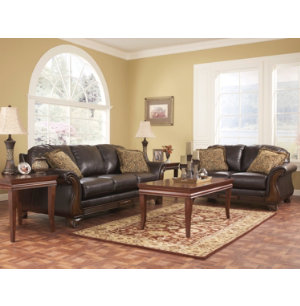 Riverton Sofa Loveseat Set