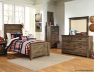 Trinell Dr,Mir,Chest, Twin Bed