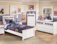 Zayley Dresser,Mirror, T Bed