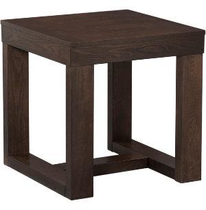 Square End Table Art Van Furniture