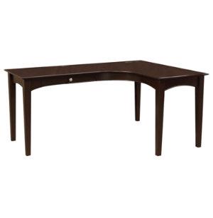 e2 Curve L Desk