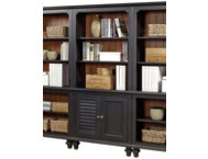 Ravenwood Door Bookcase