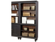 Ravenwood Open Bookcase