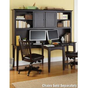 E2 Espresso T Desk Set