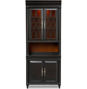 Bookcase W Doors