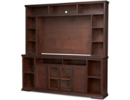 shop Oak-Canyon-84--Console-w-Hutch