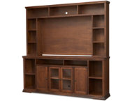 Oak-Canyon-84--Console-w-Hutch