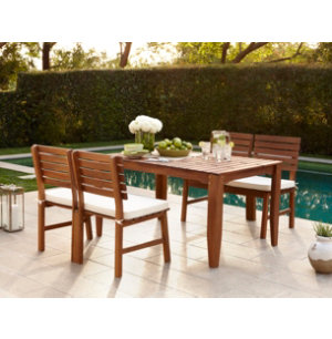 Miami 3pc Dining Set