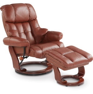 Reclining Chair & Ottoman