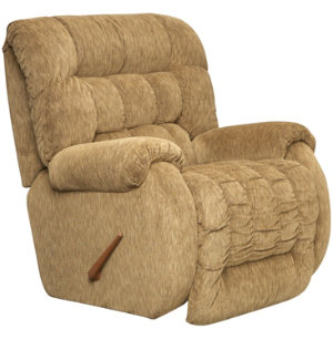 Big Man's Wallhugger Recliner