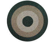 Afton 6' Round Hunter Rug