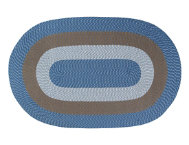 Afton Chambray Stripe 8x11 Rug
