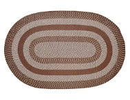 Colby Chocolate 3x4 Rug