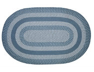 Colby Blue 3x4 Rug