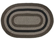 shop Colby-Black-4x6-Rug