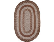 Colby Chocolate 4x6 Rug