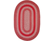 Colby Red 8x10 Rug