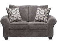 shop Hudson-Granite-Loveseat