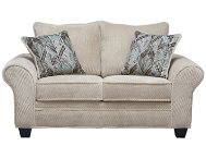 shop Hudson-Sand-Loveseat