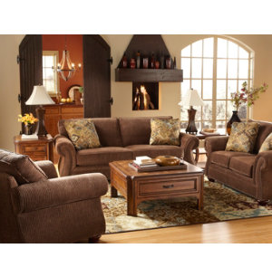 Hearth Rcv Collection Fabric Furniture Sets Living
