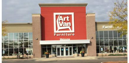 Art Van Furniture Store #189 In Batavia, IL
