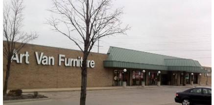 Art Van Furniture Store #34 In Burton, MI