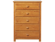 shop 5 Drawer Chest