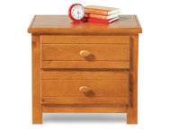 shop 2 Drawer Nightstand