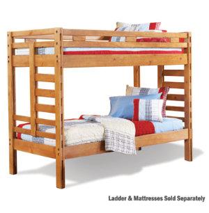 Twin Bunk Bed Art Van Furniture
