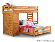 Twin-Loft-Bed-With-Chest