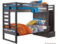 Twin Step Bunk Bed