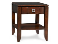 Woodward One Drawer End Table