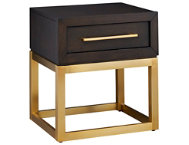 shop NB2 Modern 1Dr Nightstand