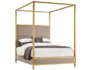shop NB2 Modern Queen Canopy Bed