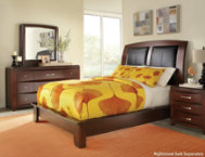 Rodea King 3pc Bedroom