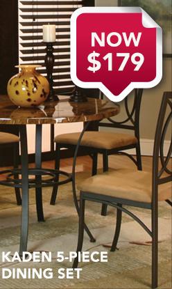 Claremont Trestle Table Art Van Furniture