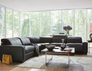 5 Piece Power Sectional