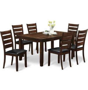 7 piece dining room set art van furniture