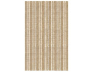 shop Seagrass-Ivory-Stripe-5x8-Rug