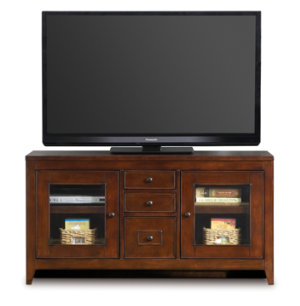 Chocolate 52  TV Console