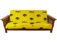 shop Iowa Hawkeyes Futon Cover