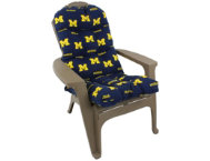 Wolverines Adirondack Cushion