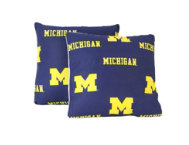 Wolverines Pillow (Set of 2)