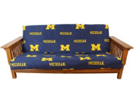 shop Wolverines Futon Cover