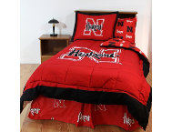 Nebraska Red Twin 5pc Set