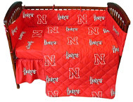 Nebraska 5pc Crib Set