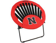 Nebraska Rising Sun Chair