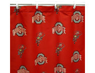 Ohio State Shower Curtain